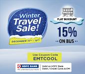 Winter Travel Sale