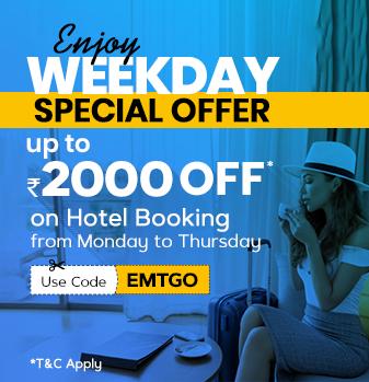 hotel-weekdays-deal Offer