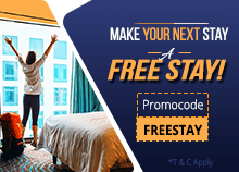 Win Free Stay Offer