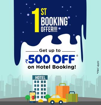 hotel-new-user Offer