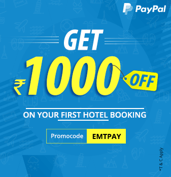 hotel-paypal-cashback Offer