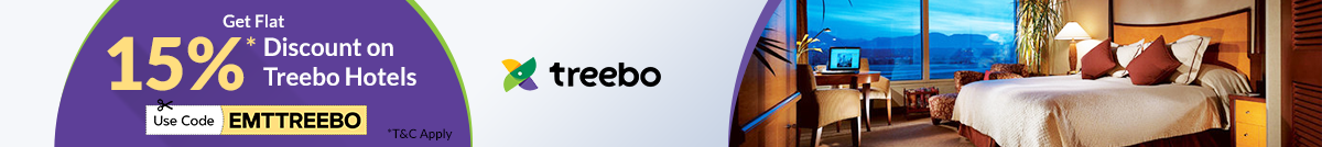 Treebo offer