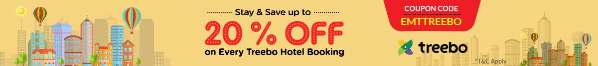 Treebo Hotel Offer