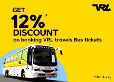 VRL Travel Offer