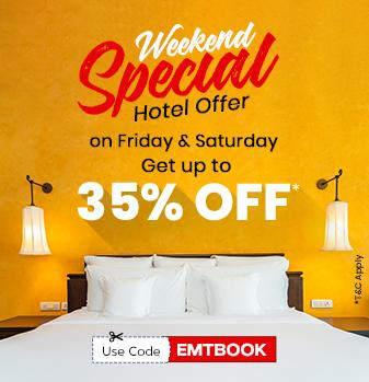 hotel-weekend-deal Offer