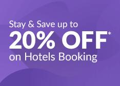 Flash Sale on Hotel Offer