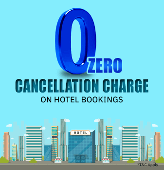 zero-cancellation-charge-on-hotels Offer