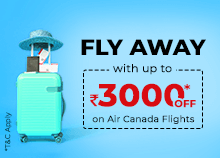 Air Canada Offer