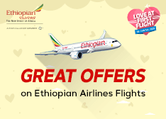 Ethiopian Airlines Offer