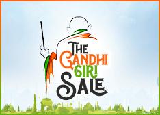 The Gandhigiri Sale