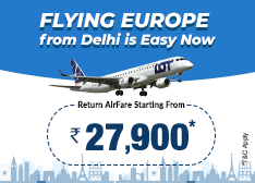 LOT Polish Airlines Offer