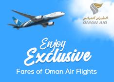 Oman Air Offer