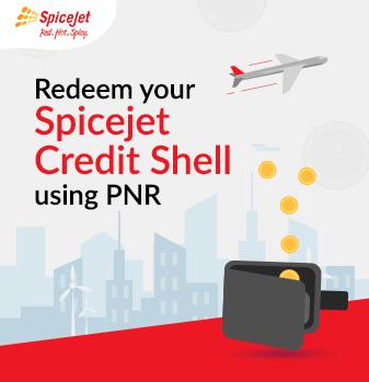 spicejet-credit-shell Offer