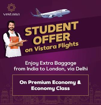 vistara-student-offer Offer