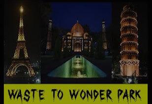 Waste to Wonder Park