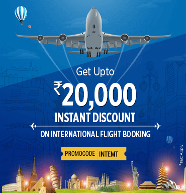 International Flights Discount