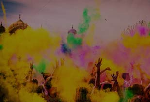 Holi Celebrations in Different States of India
