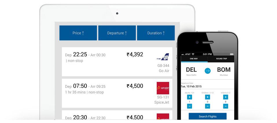 Download Mobile App, Flight App - EaseMyTrip com