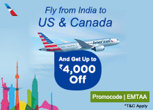 American Airlines Offer