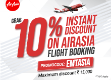 Air Asia Offer