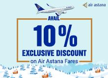Air Astana Offers