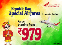 AirIndia Offers