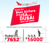 Air India offer