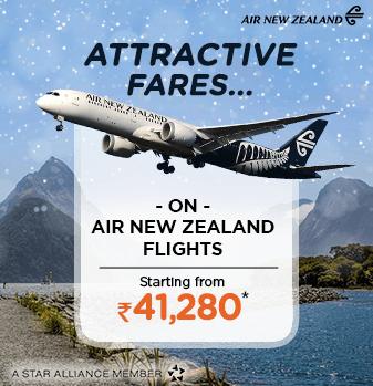 air-new-zealand Offer