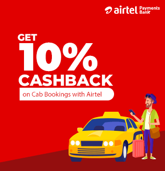 cab-airtel-money Offer