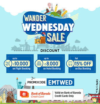 wander-wednesday-sale Offer