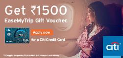 Citi Credit Card Offer