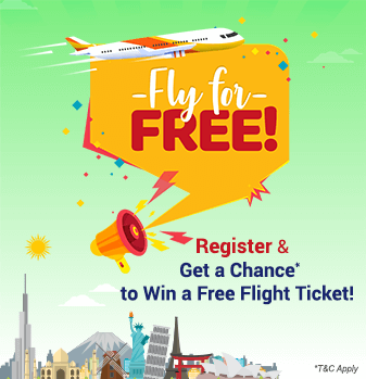 win-free-flight-ticket Offer
