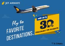 jetairways Offer