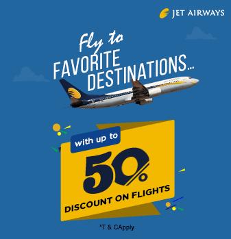 jet-airways Offer