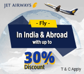 JetAirways offer