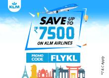 KLM Air Lines Offer