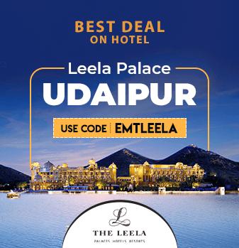 leela-palace-udaipur  Offer