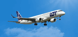 LOT Polis Airline Offer