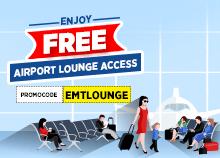 Free Lounge Pass