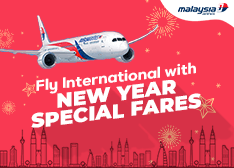 Malaysian Airlines Offer