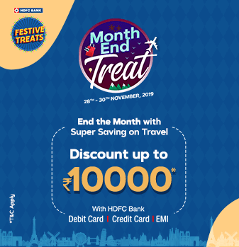 month-end-treat Offer