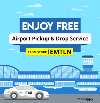free-airport-pickup-and-drop Offer