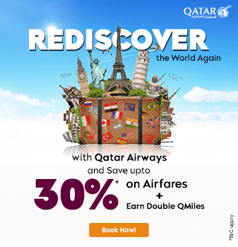 qatar-airways Offer