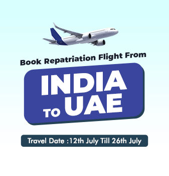repatriation-flight-to-uae  Offer