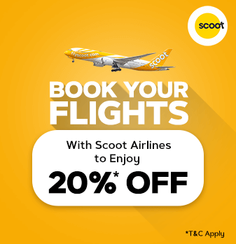 scoot-airline Offer
