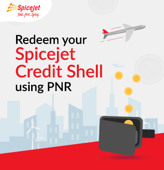 spicejet-credit-shell Offer