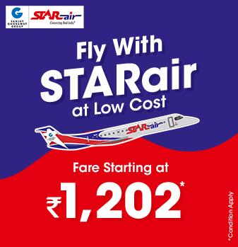 star-air Offer
