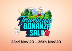 Travelicious Bonanza Sale