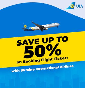 ukraine-international-airlines Offer