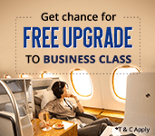 Upgrade to Business Class
